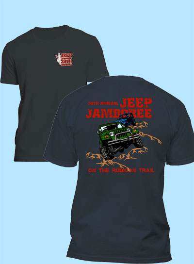 Jeep Event T Shirt