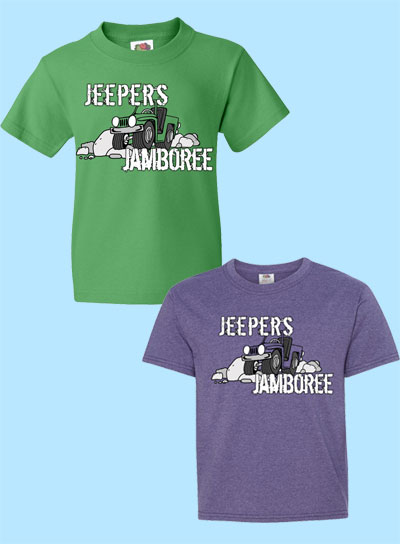 Jeepers Youth T-Shirt