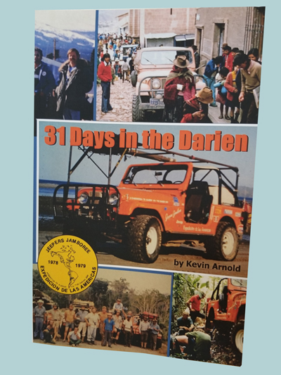 31 Days in the Darien